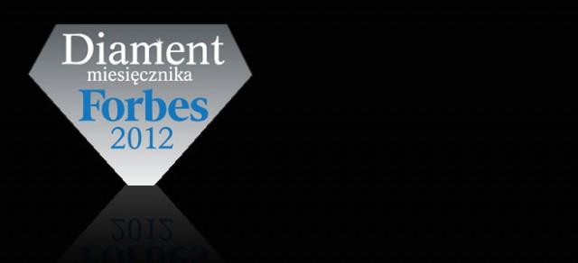 TAMA Diamentem Forbesa 2012