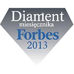 TAMA Diamentem Forbesa 2013